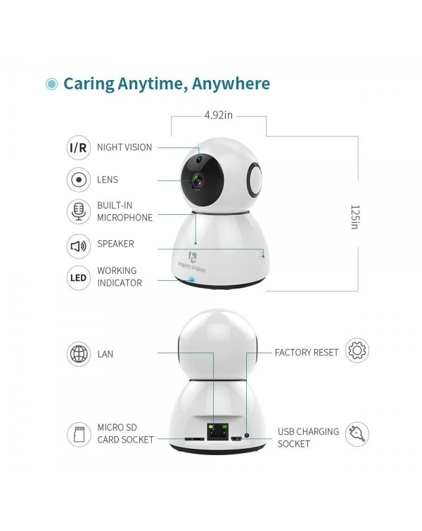 Heimvision 201 Security Camera