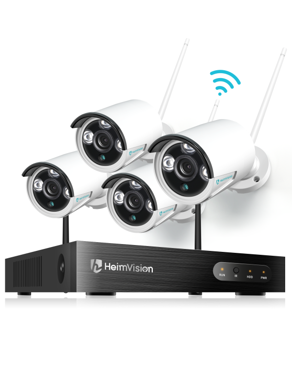 HeimVision HM241 Security Camera System